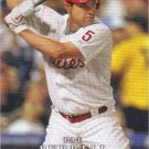 Pat Burrell 2008 Upper Deck First Edition #440 Philadelphia Phillies Baseball Card