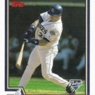Sean Burroughs 2004 Topps #619 San Diego Padres Baseball Card