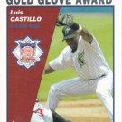 Luis Castillo 2004 Topps #708 Florida Marlins Baseball Card