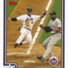 Roger Cedeno 2004 Topps #490 New York Mets Baseball Card