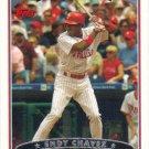 Endy Chavez 2006 Topps #83 Philadelphia Phillies Baseball Card