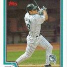 Jeff Conine 2004 Topps #460 Florida Marlins Baseball Card