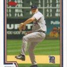 Nate Cornejo 2004 Topps #626 Detroit Tigers Baseball Card