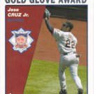 Jose Cruz 2004 Topps #712 San Francisco Giants Baseball Card