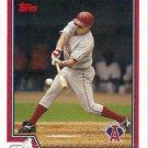 Jeff DaVanon 2004 Topps #474 Anaheim Angels Baseball Card