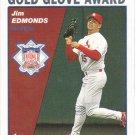 Jim Edmonds 2004 Topps #713 St. Louis Cardinals Baseball Card