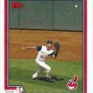Alex Escobar 2004 Topps #436 Cleveland Indians Baseball Card