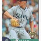 Ryan Feirbrand 2007 Fleer Rookie #359 Seattle Mariners Baseball Card