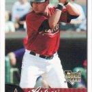 Hector Gimenez 2007 Fleer Rookie #357 Houston Astros Baseball Card