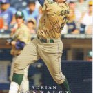 Adrian Gonzalez 2008 Upper Deck First Edition #449 San Diego Padres Baseball Card