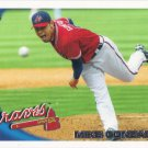 Mike Gonzalez 2010 Topps #174 Atlanta Braves Baseball Card