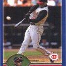 Ken Griffey 2003 Topps #390 Cincinnati Reds Baseball Card