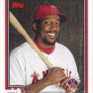 Vladimir Guerrero 2004 Topps #380 Anaheim Angels Baseball Card