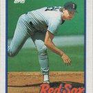 Roger Clemens 1989 Topps #450 Boston Red Sox Baseball Card