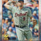 Nick Castellanos 2015 Topps #521 Detroit Tigers Baseball Card