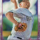 Jorge De La Rosa 2015 Topps #679 Colorado Rockies Baseball Card