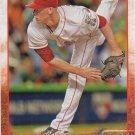 Anthony DeSclafani 2015 Topps #498 Cincinnati Reds Baseball Card