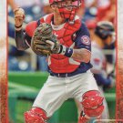 Jose Lobaton 2015 Topps #476 Washington Nationals Baseball Card