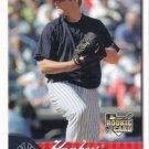 Sean Henn 2007 Fleer Rookie #330 New York Yankees Baseball Card