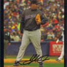 Livan Hernandez 2007 Topps #42 Arizona Diamondbacks Baseball Card