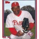 Roberto Hernandez 2004 Topps #571 Philadelphia Phillies Baseball Card
