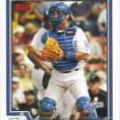 Todd Hundley 2004 Topps #415 Los Angeles Dodgers Baseball Card