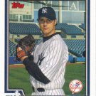 Steve Karsay 2004 Topps #467 New York Yankees Baseball Card