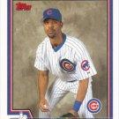 Derrek Lee 2004 Topps #373 Chicago Cubs Baseball Card