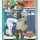 Paul Lo Duca 2005 Topps Opening Day #104 Florida Marlins Baseball Card