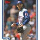 Aquilino Lopez 2004 Topps #605 Toronto Blue Jays Baseball Card