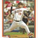Rodrigo Lopez 2004 Topps #81 Baltimore Orioles Baseball Card