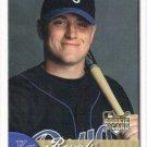 Mitch Maier 2007 Fleer Rookie #345 Kansas City Royals Baseball Card