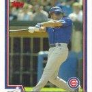 Ramon Martinez 2004 Topps #455 Chicago Cubs Baseball Card