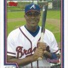 Gary Matthews Jr. 2004 Topps #632 Atlanta Braves Baseball Card