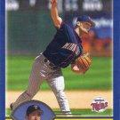 Joe Mays 2003 Topps #525 Minnesota Twins Baseball Card