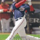 Lastings Milledge 2008 Upper Deck First Edition #493 Washington Nationals Baseball Card