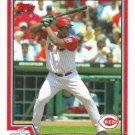 Willy Mo Pena 2004 Topps #625 Cincinnati Reds Baseball Card