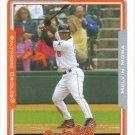 Melvin Mora 2005 Topps #48 Baltimore Orioles Baseball Card