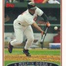 Melvin Mora 2006 Topps #211 Baltimore Orioles Baseball Card