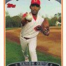 Ramon Ortiz 2006 Topps #134 Cincinnati Reds Baseball Card