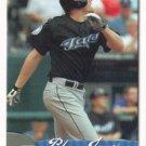 Lyle Overbay 2007 Fleer #16 Toronto Blue Jays Baseball Card