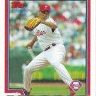Vicente Padilla 2004 Topps #59 Philadelphia Phillies Baseball Card