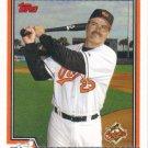 Rafael Palmeiro 2004 Topps #620 Baltimore Orioles Baseball Card