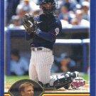 A.J. Pierzynski 2003 Topps #616 Minnesota Twins Baseball Card