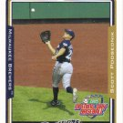 Scott Podsednik 2005 Topps Opening Day #34 Milwaukee Brewers Baseball Card