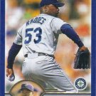 Arthur Rhodes 2003 Topps #520 Seattle Mariners Baseball Card