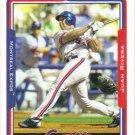 Juan Rivera 2005 Topps #145 Montreal Expos Baseball Card