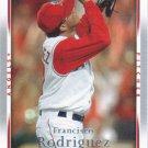 Francisco Rodriguez 2007 Upper Deck #148 Angels Baseball Card