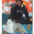 B.J. Ryan 2007 Fleer #11 Toronto Blue Jays Baseball Card