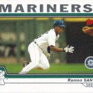 Ramon Santiago 2004 Topps #459 Seattle Mariners Baseball Card